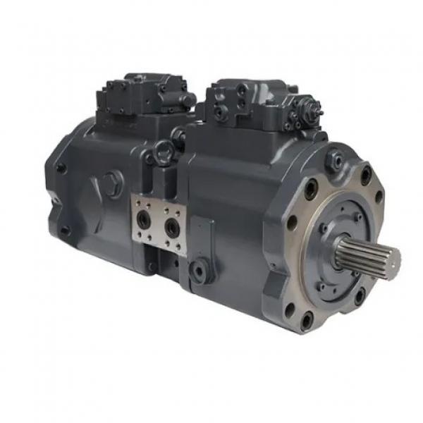Vickers PV063R1K1T1NSCZ+PVAC1ECMNSJW35 Piston Pump PV Series #1 image