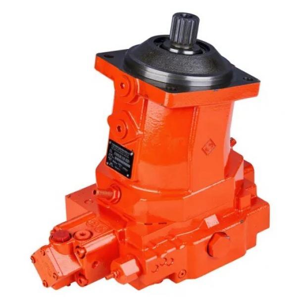 Vickers PV080R1K1B4NKLA+PGP517A0330CD1 Piston Pump PV Series #1 image
