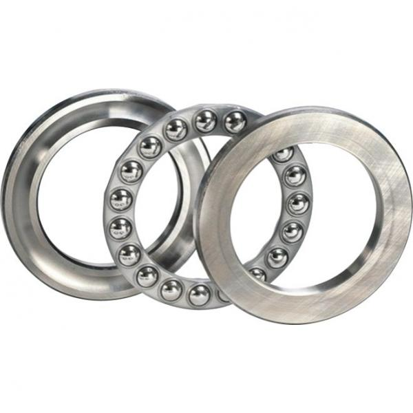 FAG 6314-RSR-C3  Single Row Ball Bearings #1 image