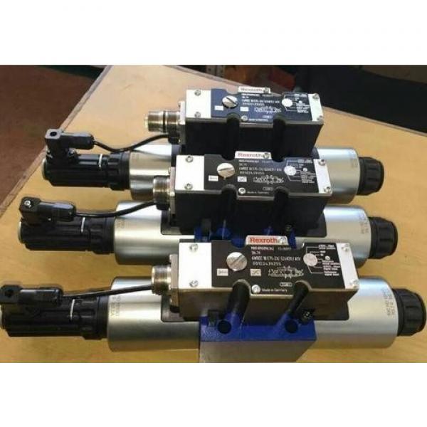 REXROTH DBW 10 B1-5X/50-6EG24N9K4 R901097119 Pressure relief valve #2 image
