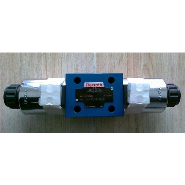 REXROTH 4WE 6 H6X/EW230N9K4 R900912494 Directional spool valves #1 image