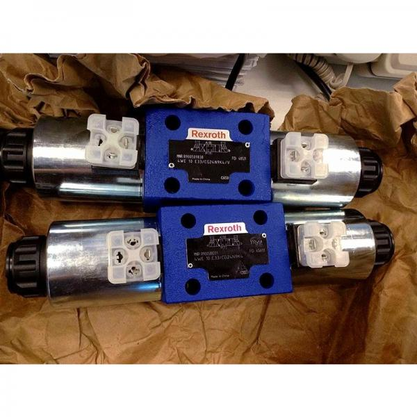REXROTH 4WE 10 D3X/CG24N9K4 R900589933 Directional spool valves #1 image