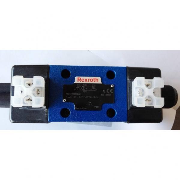 REXROTH 3WE 6 A6X/EW230N9K4/V R900717801 Directional spool valves #2 image