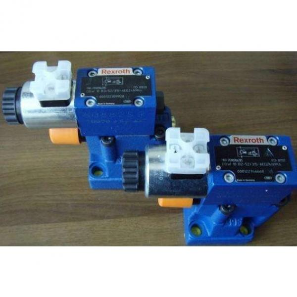 REXROTH MK 10 G1X/V R900424579 Throttle check valves #1 image